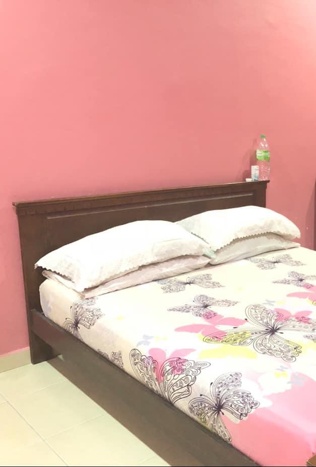 Ubah Suai Bilik Tidur 48 Jam Bajet A Rm600 Tapi Hasilnya
