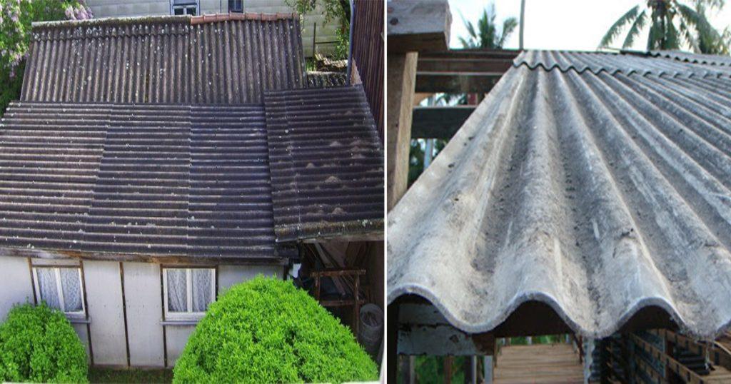 Atap Sebegini Boleh Jadi Punca Kanser