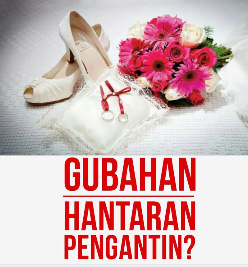 Hantaran Kahwin Beg Tangan Kasut Jam Dah Ketinggalan Zaman Walaupun Jenama Mahal Lelaki Ini Minta Bakal Pengantin Ubah Minda Beli Hantaran Barang Keperluan Vanilla Kismis